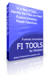 File Investigator TOOLS for Windows (+1Yr Support)